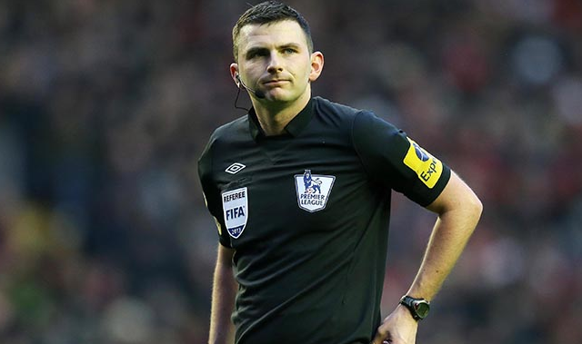 michael oliver manchester united