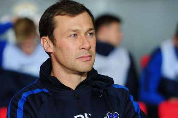 Big Dunc: Trying to get youth through is paramount