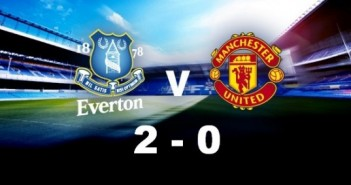 Everton Manchester United