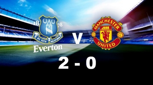 Everton 2-0 Man Utd: New Dawn Unmistakable As United Crumble