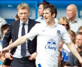 Baines: Moyes & Martinez are totally different in every way