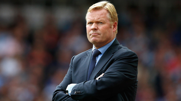 Image result for ronald koeman